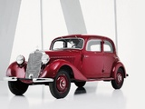 Mercedes-Benz 170 D (W136ID) 1949–50 wallpapers
