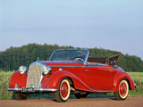 Mercedes-Benz 170 S Cabriolet A (W136IV) 1949–51 wallpapers