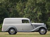 Mercedes-Benz 170 Va Box-type Delivery Vehicle (W136VI) 1952 photos