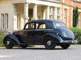 Mercedes-Benz 170 DS Limousine (W191D) 1952–53 photos