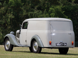 Mercedes-Benz 170 Va Box-type Delivery Vehicle (W136VI) 1952 photos