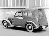 Photos of Mercedes-Benz 170 S Polizei Streifenwagen (W136IV) 1950–52