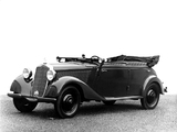 Photos of Mercedes-Benz 170 D OTP (W136VID) 1951–52