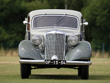 Photos of Mercedes-Benz 170 Va Box-type Delivery Vehicle (W136VI) 1952