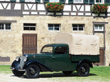 Pictures of Mercedes-Benz 170 V Pickup (W136) 1946–49