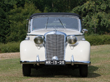 Pictures of Mercedes-Benz 170 S Cabriolet A (W136IV) 1949–51