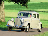 Mercedes-Benz 170 V Limousine (W136) 1946–53 wallpapers