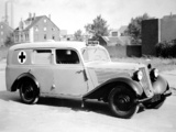 Mercedes-Benz 170 V Krankenwagen (W136I) 1949–50 wallpapers