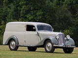 Mercedes-Benz 170 Va Box-type Delivery Vehicle (W136VI) 1952 wallpapers