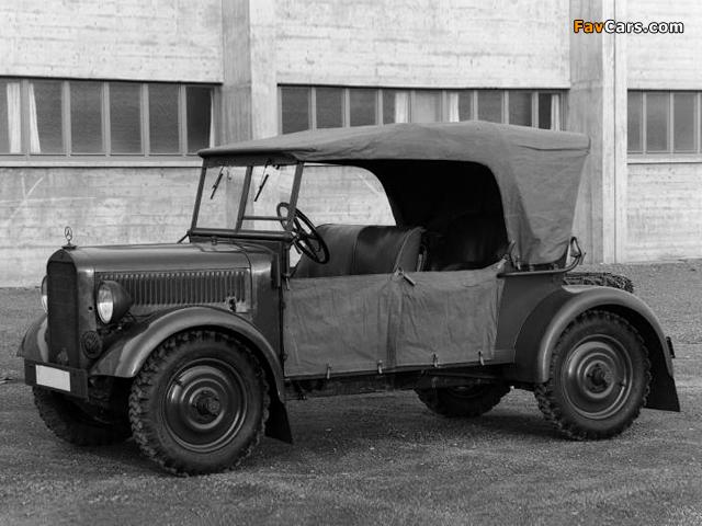 Photos of Mercedes-Benz 170VL (W139) 1936 (640 x 480)