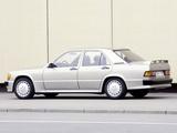 Images of Mercedes-Benz 190 E 2.3-16 (W201) 1984–88
