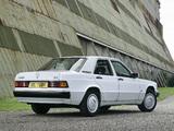 Images of Mercedes-Benz 190 E UK-spec (W201) 1988–93
