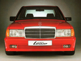 Images of Lorinser Mercedes-Benz 190 E (W201)