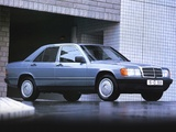 Mercedes-Benz 190 D (W201) 1983–88 images