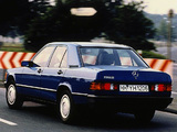 Mercedes-Benz 190 D (W201) 1983–88 photos