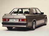 Mercedes-Benz 190 E 2.3-16 (W201) 1984–88 images
