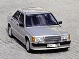 Mercedes-Benz 190 E 2.3-16 (W201) 1984–88 photos