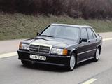 Mercedes-Benz 190 E 2.3-16 (W201) 1984–88 pictures