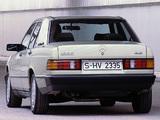 Mercedes-Benz 190 E 2.6 (W201) 1986–88 images