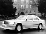 Kamei Mercedes-Benz 190 E X1 (W201) 1986–88 images