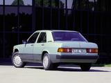 Mercedes-Benz 190 D (W201) 1988–93 images