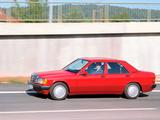 Mercedes-Benz 190 E (W201) 1988–93 photos