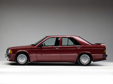 Mercedes-Benz 190 E 2.5-16 (W201) 1988–93 pictures