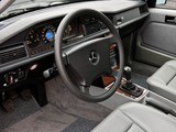 Mercedes-Benz 190 D BlueEfficiency (W201) 2009 pictures