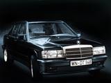 Lorinser Mercedes-Benz 190 E (W201) images