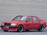 Brabus Mercedes-Benz 190 E 3.6 (W201) images