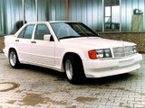 Zender Mercedes-Benz 190 E (W201) pictures