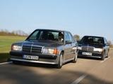 Mercedes-Benz 190 E 2.3-16 & 190 E 2.5-16 wallpapers