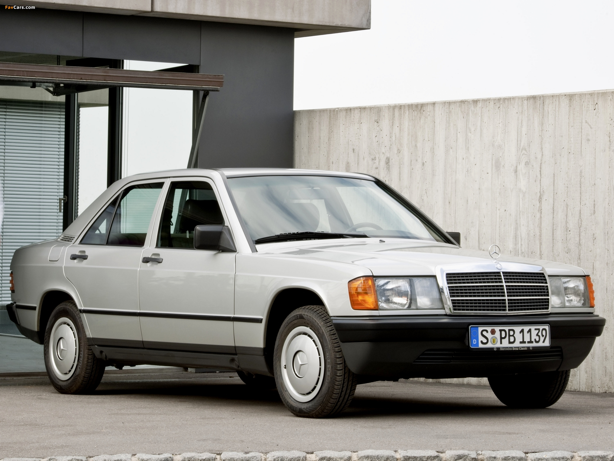 Mercedes Benz 190 W201 1982 88 Wallpapers 2048x1536