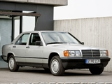 Mercedes-Benz 190 (W201) 1982–88 wallpapers