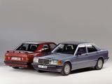 Mercedes-Benz 190 (W201) images