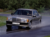 Photos of Mercedes-Benz 190 E 2.3-16 (W201) 1984–88