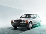 Pictures of Mercedes-Benz 190 (W201) 1982–88
