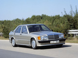 Pictures of Mercedes-Benz 190 E 2.3-16 (W201) 1984–88