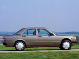 Pictures of Mercedes-Benz 190 D 2.5 Turbo (W201) 1988–93