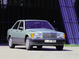 Pictures of Mercedes-Benz 190 D (W201) 1988–93