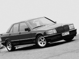 Pictures of Zender Mercedes-Benz 190 E (W201)