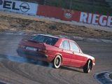 Pictures of Brabus Mercedes-Benz 190 E 3.6 (W201)