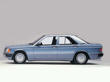 Mercedes-Benz 190 E (W201) 1988–93 wallpapers