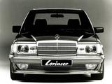 Lorinser Mercedes-Benz 190 E (W201) wallpapers