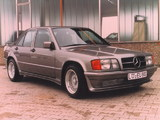 Zender Mercedes-Benz 190 E (W201) wallpapers