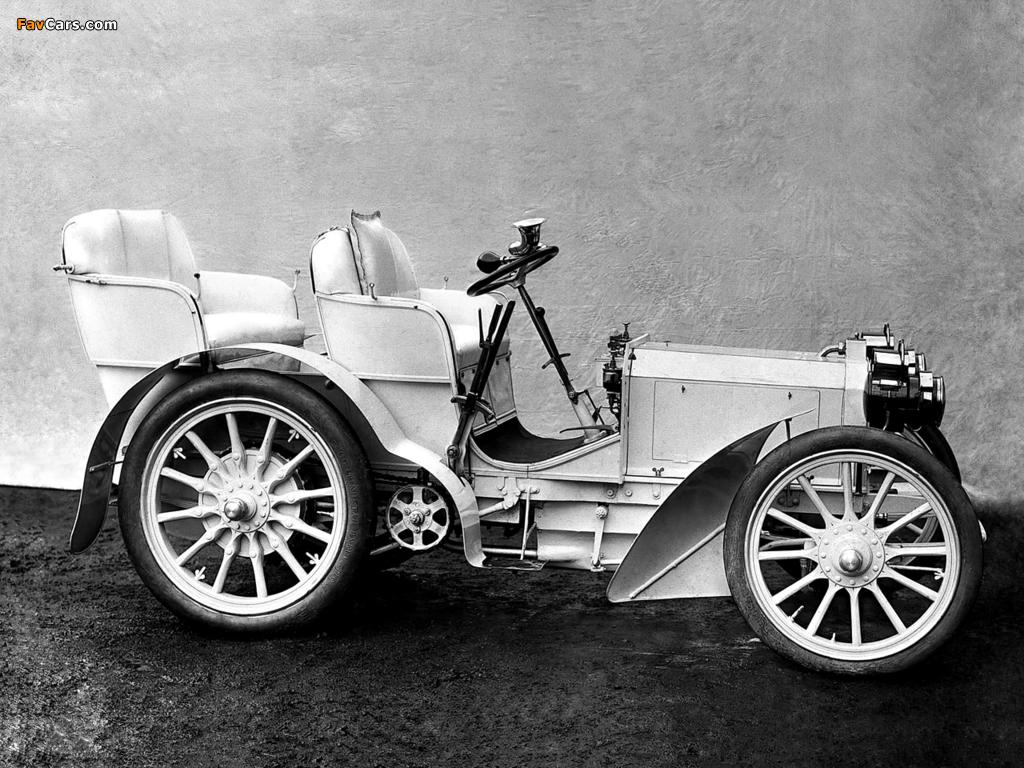 Mercedes 35 HP 1901 wallpapers (1024 x 768)