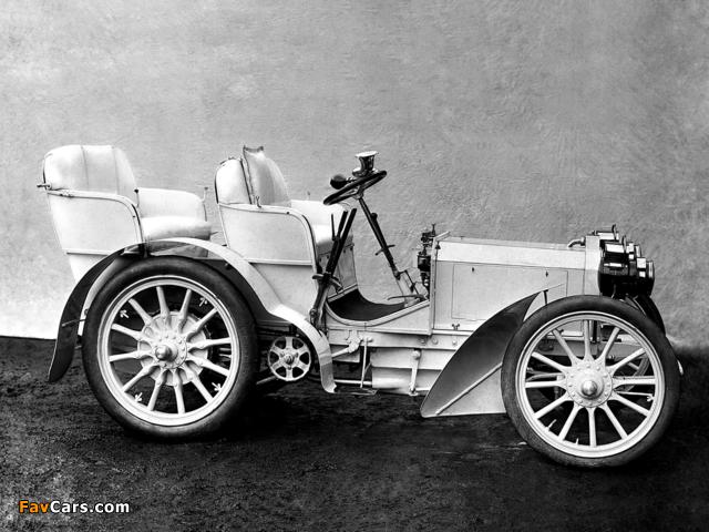 Mercedes 35 HP 1901 wallpapers (640 x 480)
