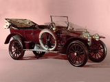 Mercedes 22/40 HP Phaeton 1910 pictures