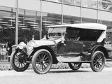 Mercedes 22/40 HP Phaeton 1910 wallpapers