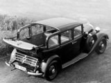 Images of Mercedes-Benz 260D Landaulet (W138) 1936